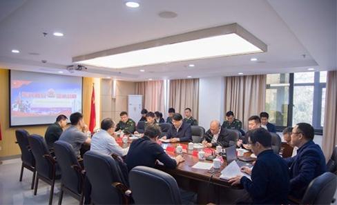 福建省委軍民融合辦:發揮統籌協調作用 做好部隊服務保障
