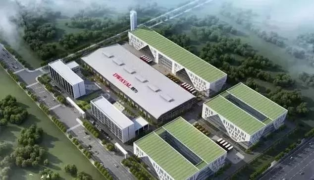 河南许昌市许昌裕同高端包装智造产业园项目